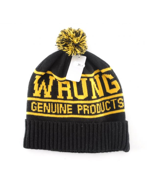 WRUNG LOGO BONNET HAT/ HUT