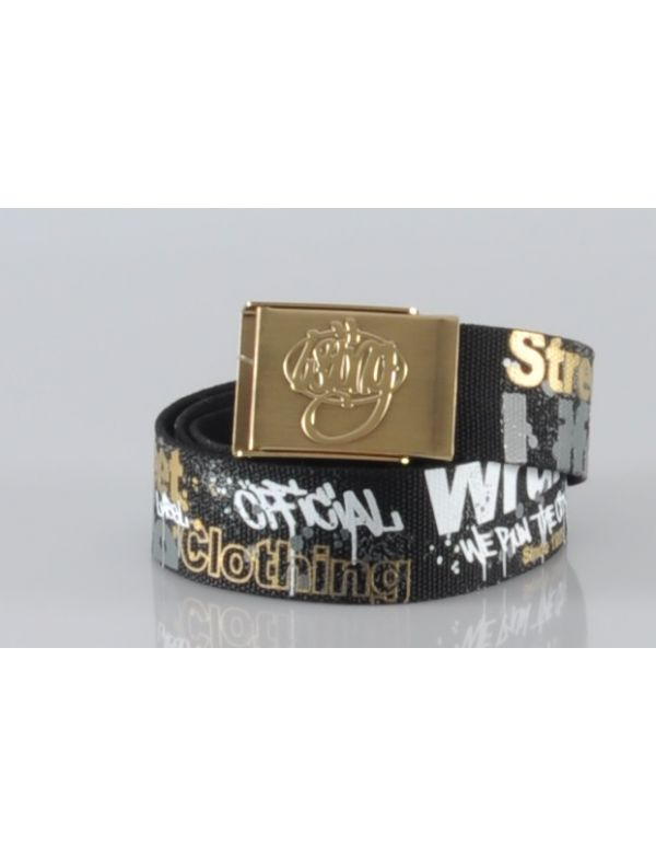 WRUNG CEINTURE PAINT WEBBED BELT - My Style Boutique SARL 38e4beec507